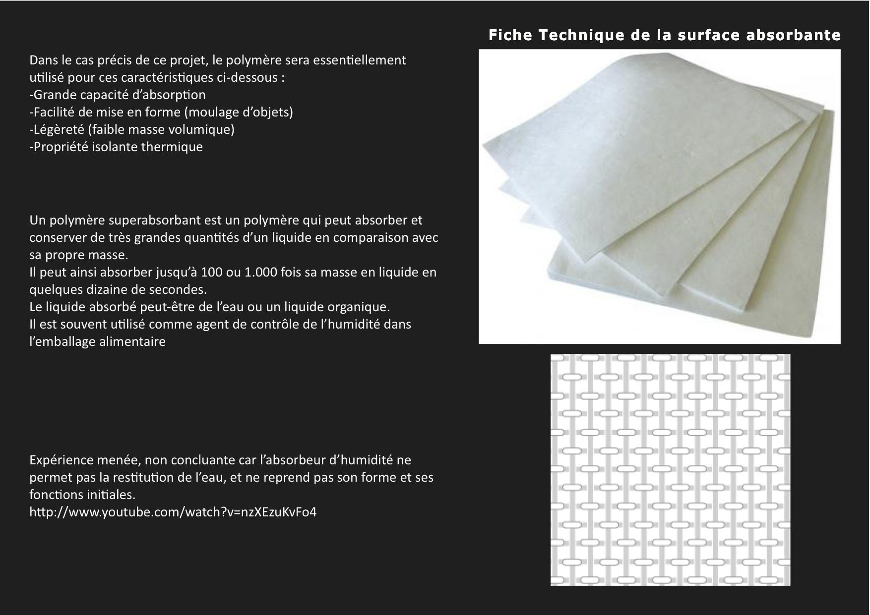 Matériaux Léger Et Résistant une facade qui reagit a l'humidite « intelligent skins :: enveloppes